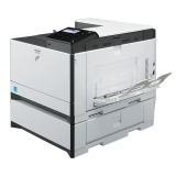 Sharp MX-C300P Printer :: Photo of the MX-C300P Printer
